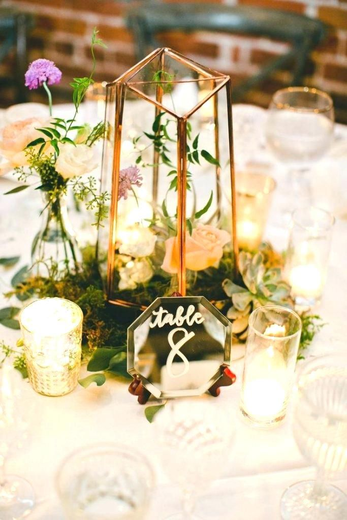 mirror table decorations weddings with lights behind mirrored rh pinterest com