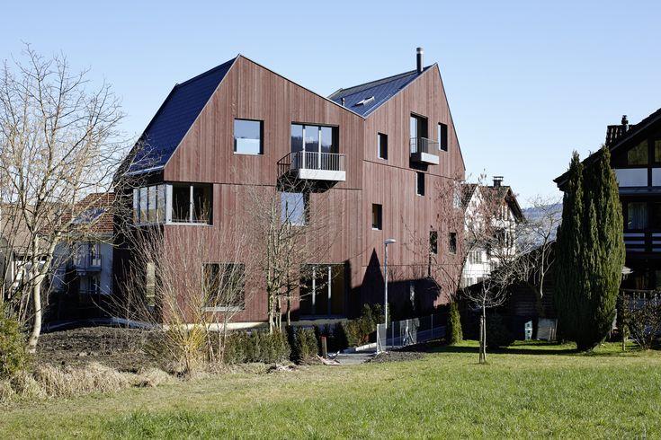 Gallery of Three-Family Home / Pool Architekten - 6