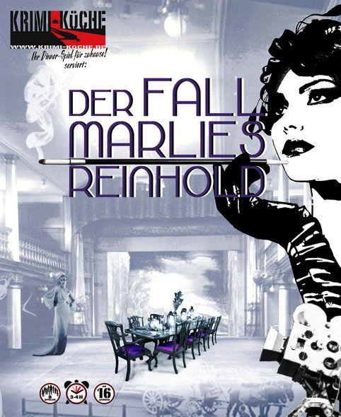 Der Fall Marlies Reinhold - Krimi-Küche.de