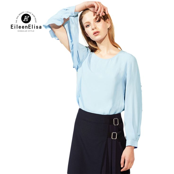 Eileen Elisa Womens Blouses Autumn Ladies 2017 Fashion Long Sleeve Blusas Blouse For Woman Satin Blouse #Satin blouses http://www.ku-ki-shop.com/shop/satin-blouses/eileen-elisa-womens-blouses-autumn-ladies-2017-fashion-long-sleeve-blusas-blouse-for-woman-satin-blouse/