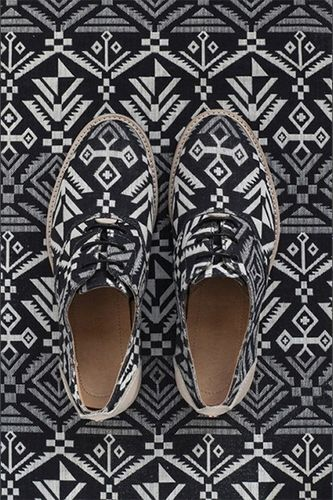 When I realize I would totally wear these shoes, I know that even when I'm a mom ... I will dress cool.