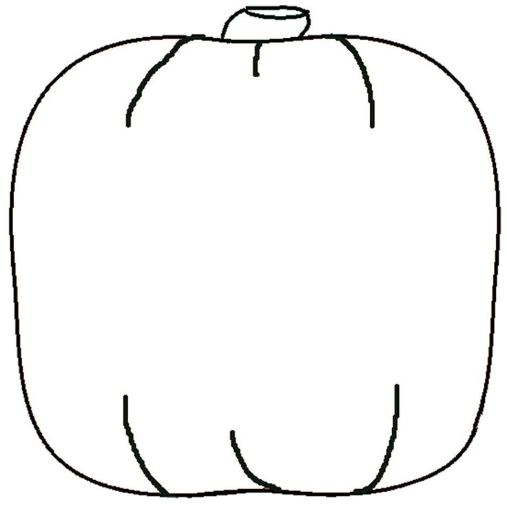 pattern pumpkin coloring pages - photo#13