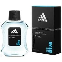 Adidas - Ice Dive 100 ml EDT - Mænd