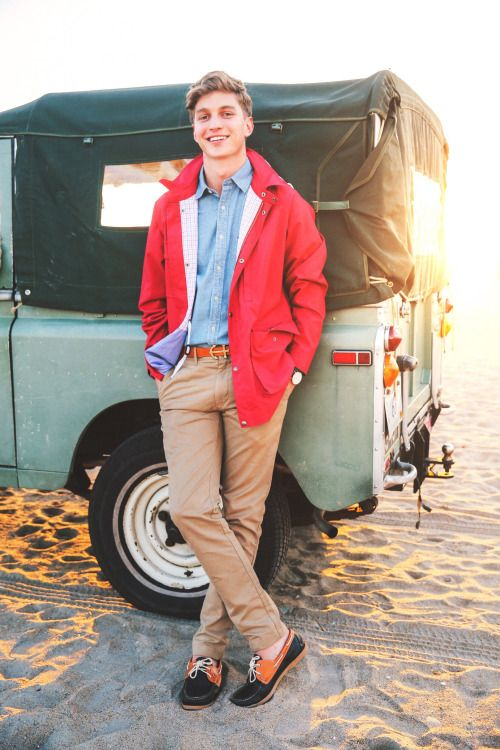 First KJP American Adventurist chosen. Zach Temple, 7 more ...