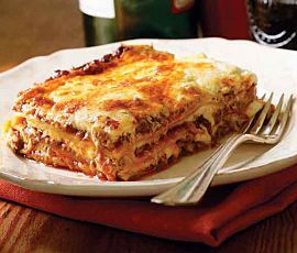 If you have never made lasagne with fresh pasta, you are in for a treat; the thinness of the pasta lets the flavors of the sauce and cheese marry to create a lasagne that's light and truly special. It cannot be duplicated with thicker store-bought noodles.
