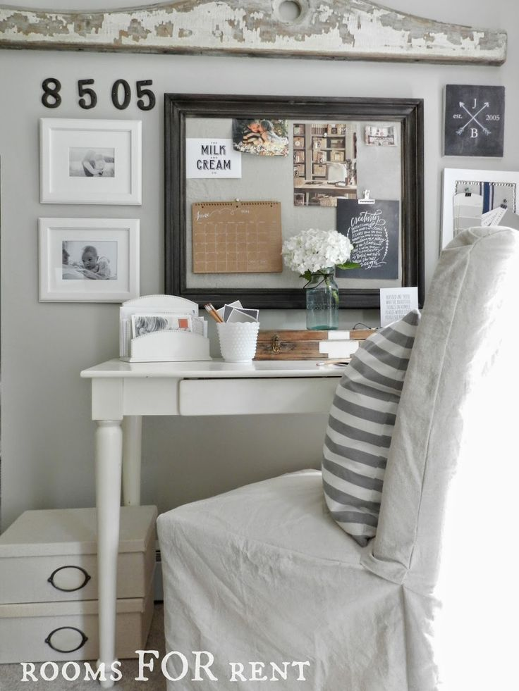 Home Office Sweet Simple rooms FOR