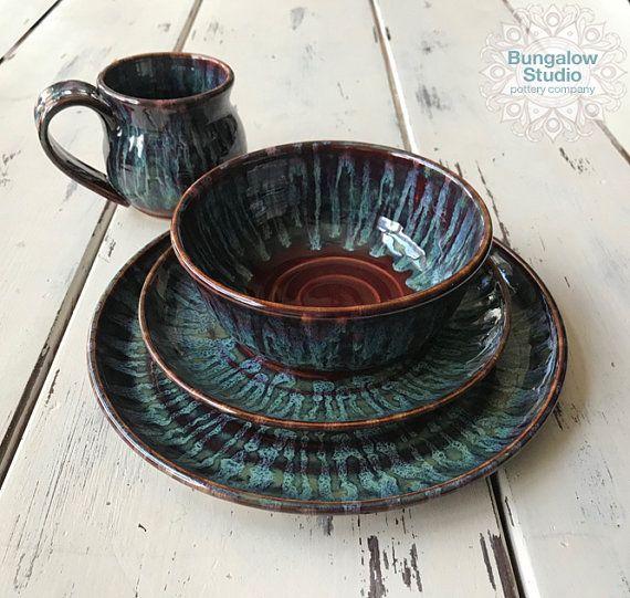 Ceramic Dinnerware Set Pottery Dinnerware Set Wedding Ceramic Dinnerware Set Ceramic Dinnerware Luxury Dinnerware