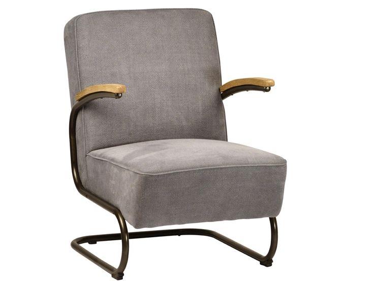 Miles Club Chair Vintage Leather And Burlap U2013 San Luis Obispo Furniture  Store