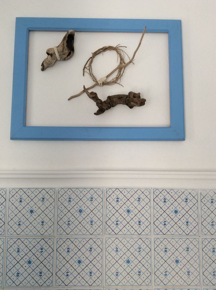 Driftwood and root