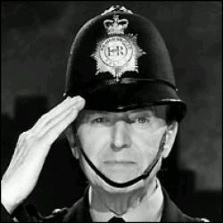 """Evening all"" Dixon of Dock Green. Ran from 1955 to 1976.  A spin off programme was made,which concentrated on the team of detectives called ""Softly Softly"""