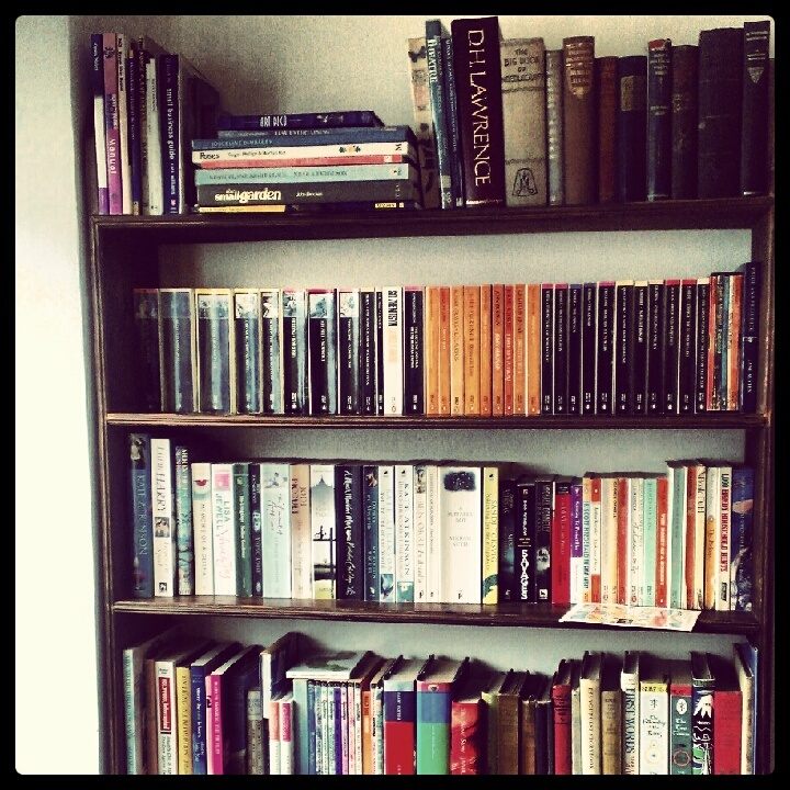 Books, books, books <3