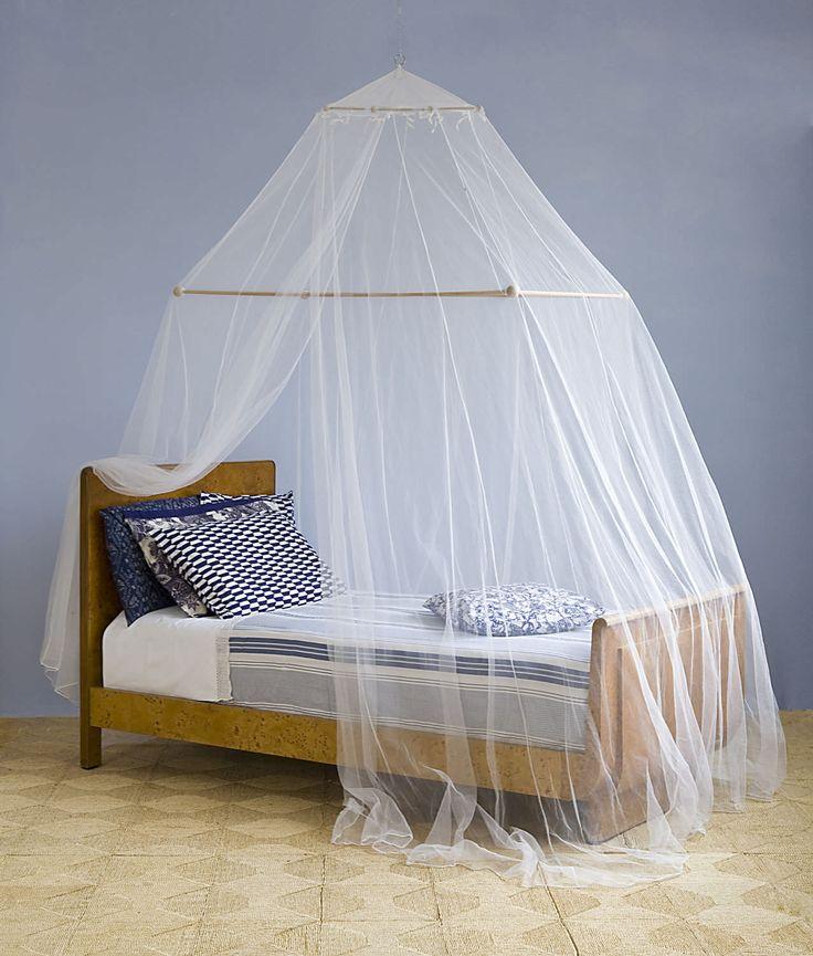 Les 21 meilleures images du tableau moustiquaire sur pinterest moustiquaire achat et lits - Moustiquaire lit double ...