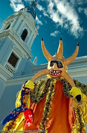 The Ponce Carnival is a major event in the Puerto Rico calendar and it is one of the oldest festivals in the western hemisphere dating back to around 1858.