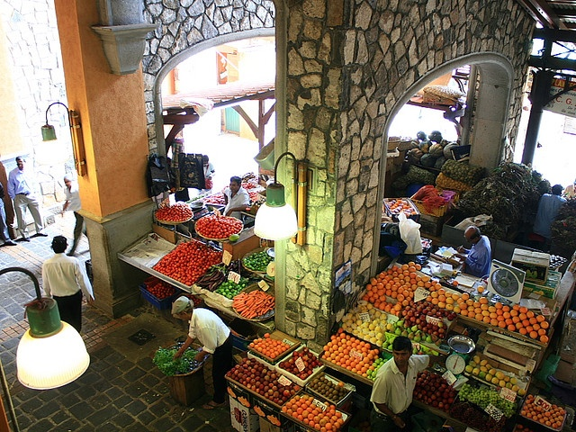 Getting away from the beach resorts allows you to take in the real #Mauritius. Markets in #Port Louis are worth exploring!
