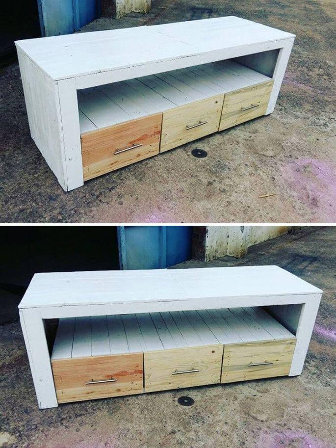27 best wooden pallet furniture projects ideas and tutorials rh pinterest com