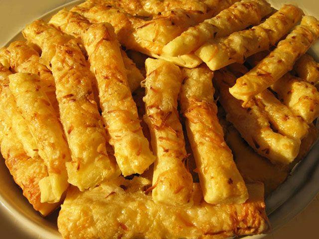 Gyors sajtos rudacskák - kelesztés nélkül - www.kiskegyed.hu