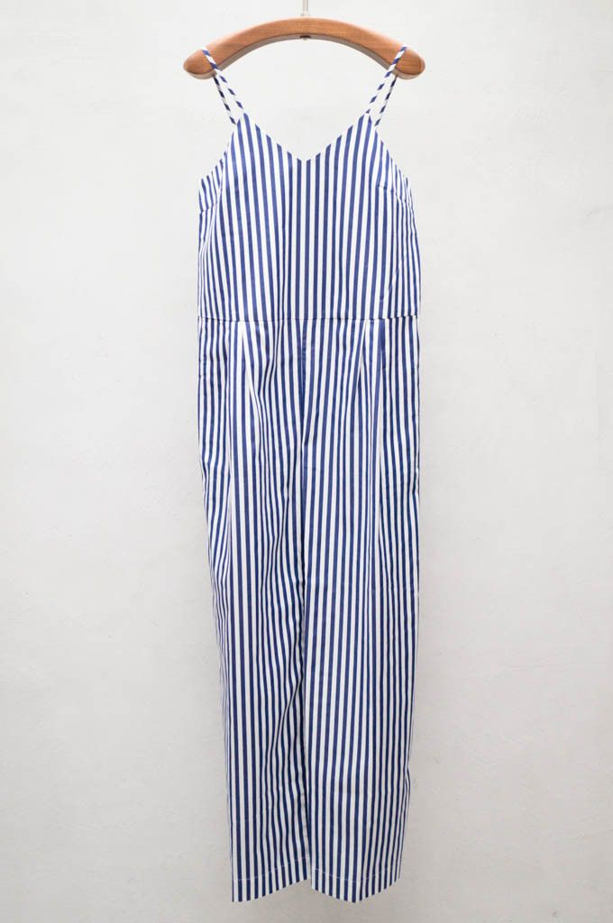 Blue Stripe Lau Jumpsuit From ShopHeist.com!