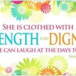 Scripture Art: Prov. 27:17 & Ecc. 4:9 - Christian Womens Blog Christian Womens Blog
