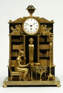 1810: Mantel Clock