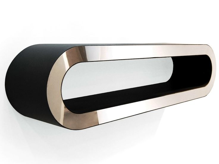 Wall-mounted electric horizontal radiator ARENA Design Collection by FOURSTEEL