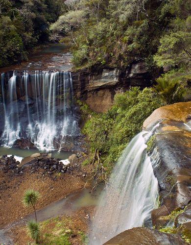 Mokoroa Falls, Waitakere, Auckland, New Zealand