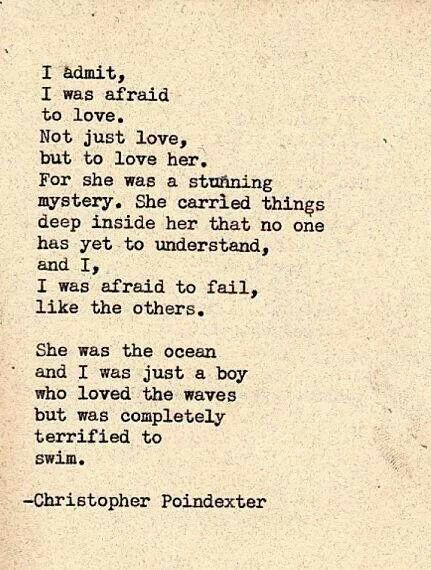 i was just a boy who loved the waves