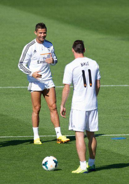 """The """"SevenEleven"""" Duo, Cristiano Ronaldo   Gareth Bale"""