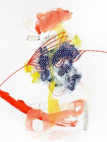 """Saatchi Art Artist Sander and Marijah; Drawing, """"2.XV.VI.XVI - 29.06.16"""" #art http://www.saatchiart.com/art/Drawing-2-XV-VI-XVI-29-06-16/845045/3078309/view"""