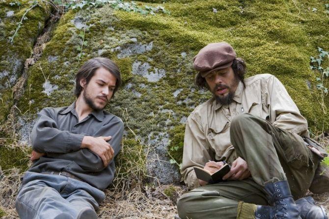 Che: Guerrilla (Marc André Grondin y Venicio del Toro)