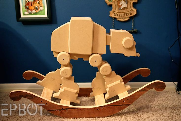 EPBOT: Weekend Woodworking Projects // can't wait to see finished pics of this, it's amazing!