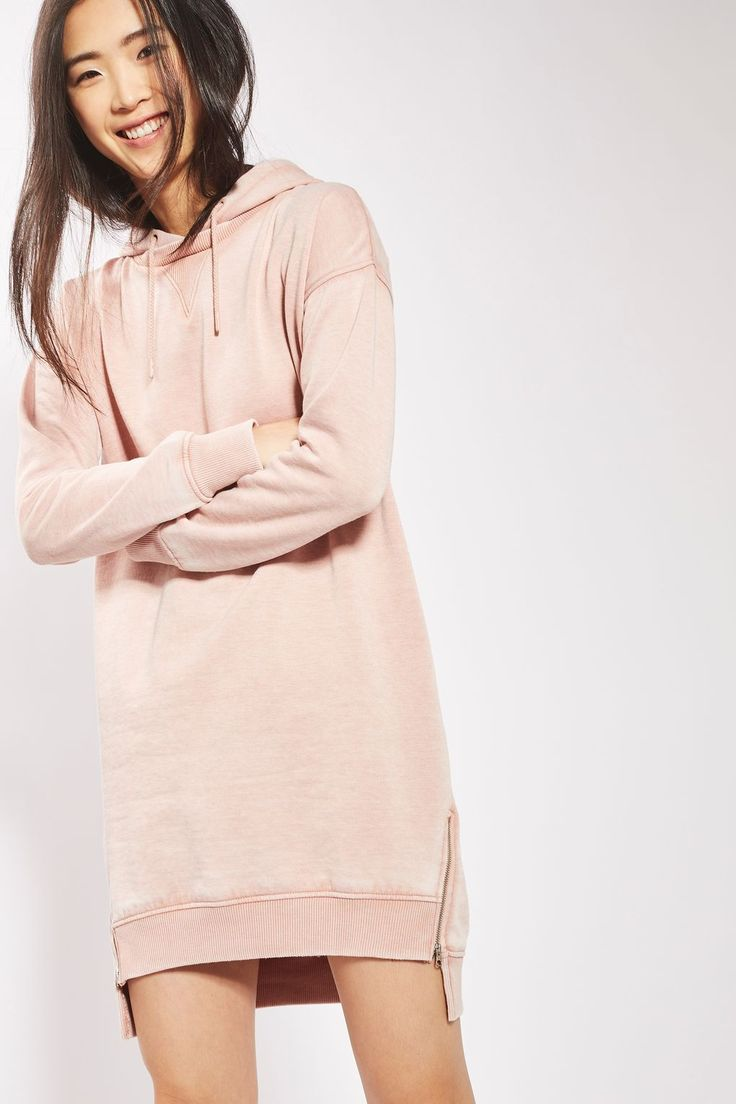 TALL Hoodie Sweater Dress - Dresses - Clothing - Topshop