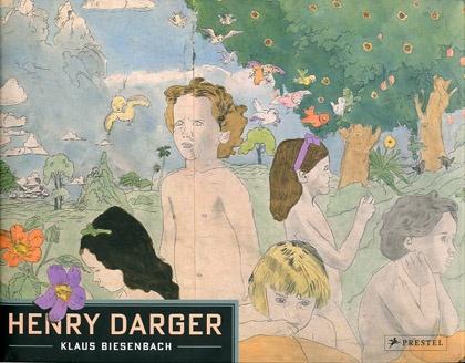 HENRY DARGER KLAUS BIESENBACH  Henry Darger ヘンリー・ダーガー  2009年  PRESTEL  1冊  英文 カバー付  ¥7,000
