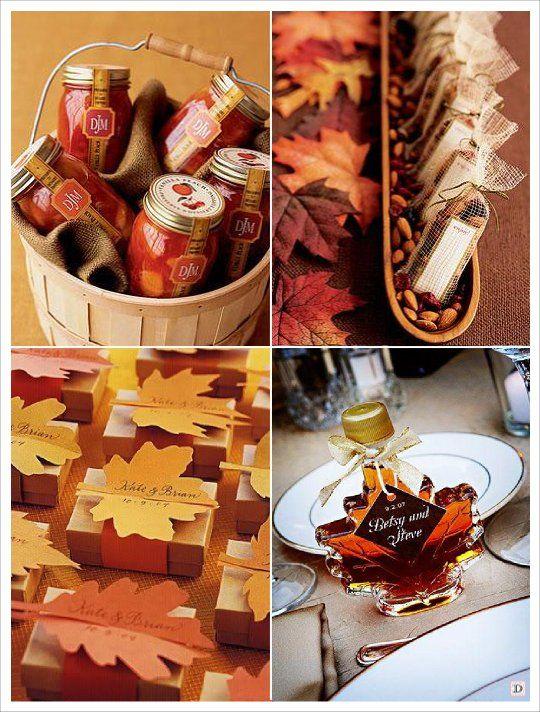 38 best images about mariage automne cadeaux d 39 invit s on pinterest favor boxes party favors - Cadeaux invites mariage fait maison ...