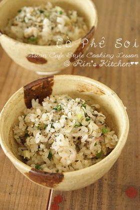 しじみと香味野菜の炊き込みごはん  #recipe #Japanese #shijimi_clam