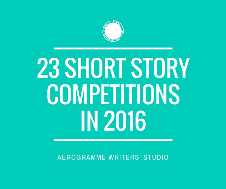 international writing contests International short fiction contest that ran from 2004 to 2017 read the winning entries here.