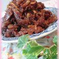 お弁当に美味しいの☆牛肉のしぐれ煮 by ゆみぴよん
