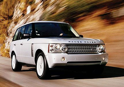 supercharged white range rover, get at me.