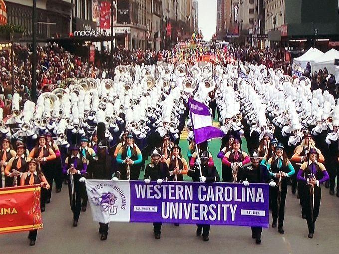 The 505 members of the Western Carolina University