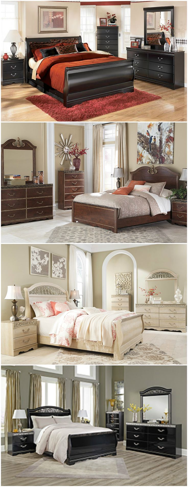 13 Best Bedroom Images On Pinterest Bedroom Ideas Harlem Furniture And Bed Furniture