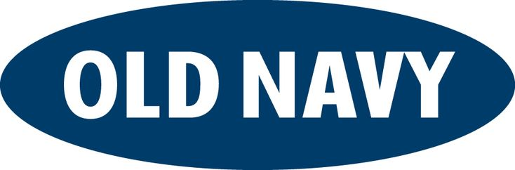 Old Navy. Not a place I'd order from a lot, but a third web site to look on if I need something. (I almost never shop..I order anything I want or need online most of the time.)