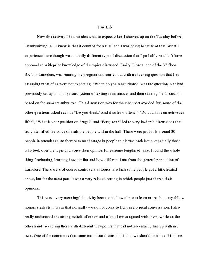The 25+ Best Reflective Essay Examples Ideas On Pinterest | How To