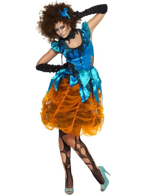 BLACK CAT Fascia /& Tail Adulti Da Donna Per Halloween Fancy Dress