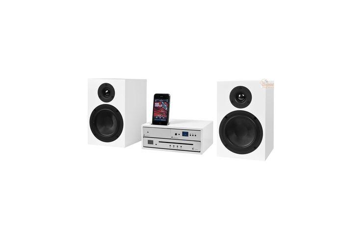 "Pro-Ject SuperPack ""Micro Hifi System"" - Mini Kompakt Stereoanlage"