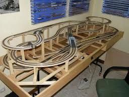 como hacer maquetas de trenes
