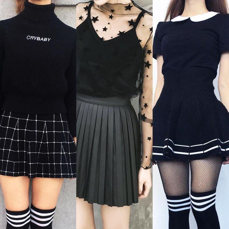 "✨kokopie USA Official Page (@kokopie_shop) on Instagram: ""Cool kids wear all black @kokopiebrand @kokonara89 more new clothing will be up soon """