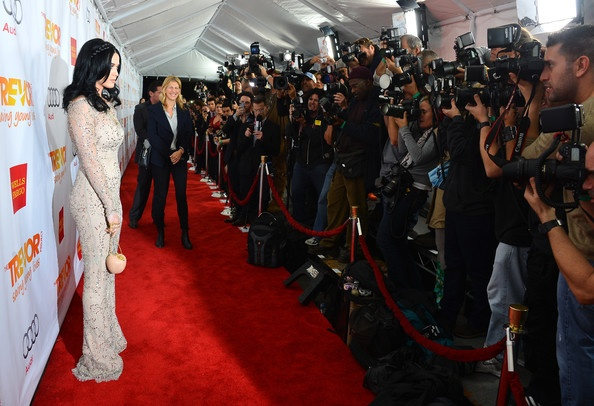 """Katy Perry Photo - """"Trevor Live"""" Honoring Katy Perry And Audi Of America For The Trevor Project - Red Carpet"""