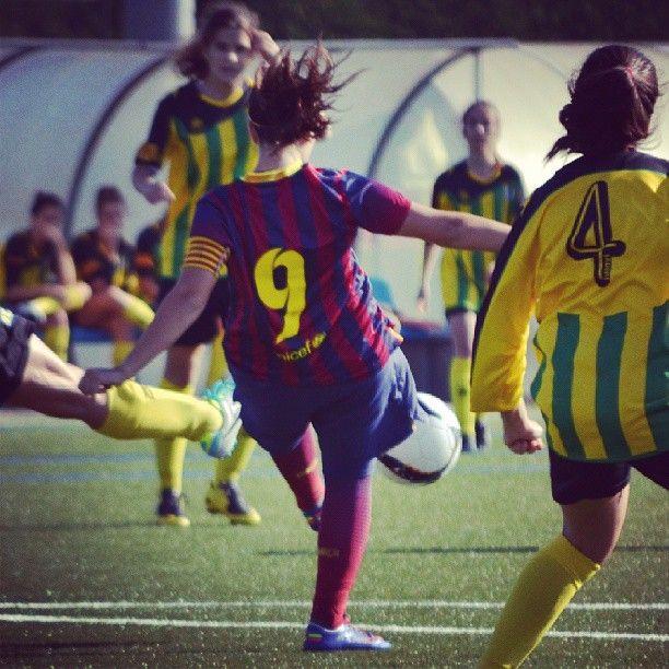 Y ara si que si, dema comença la lliga! FCB-REUS  #ambmoltesganes #fcb #nueve #liga #barça #reus #ciutatesportiva #catalonia #9 #fcbarcelona #love #girls #femenino #cadete #juvenil #football #futfem #niñas #futbolclubbarcelona #barcelona #catalunya #me #like #mesqueunclub #unsueño #partido #mañana #minibarça #minibarçafemeni