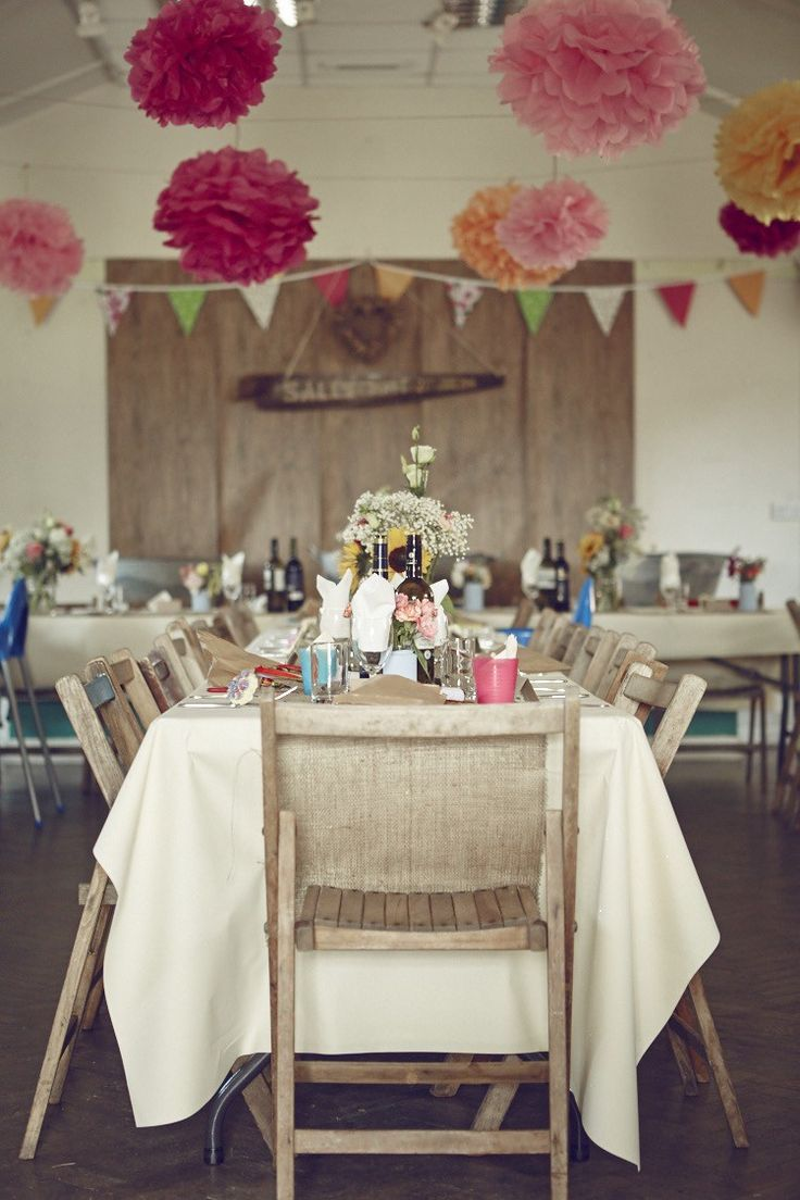 Glorious Wedding Bunting Ideas to Decorate Your