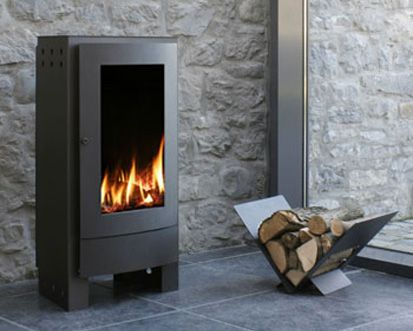 14 best images about stoves fireplaces on pinterest for Modern propane fireplace