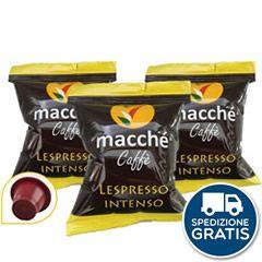 50 CAPSULE COMPATIBILI NESPRESSO MACCHÈ CAFFÈ LESPRESSO INTENSO